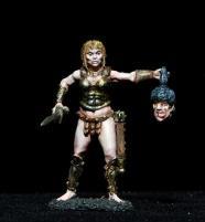 Amazon Warriors