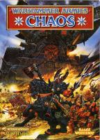 Warhammer Armies - Chaos (1994 Edition)