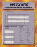 GM Screen w/Desert Wind