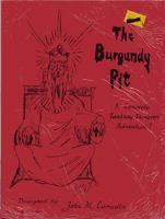 Burgundy Pit, The (2nd Printing)