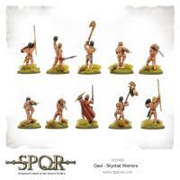 Gaul - Skyclad Warriors