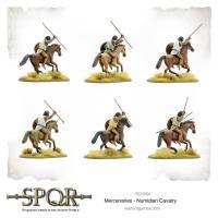 Mercenaries - Numidian Cavalry