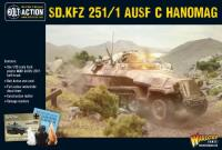 SD.KFZ 251/1 C Hanomag (2017 Edition)