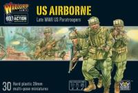 Late WWII US Paratroopers