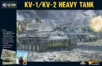 KV-1/KV-2 Heavy Tank