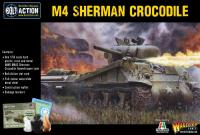 M4 Sherman Crocodile