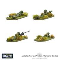 Australian PIAT and Anti-Tank Rifle Teams