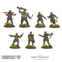 US Paragon Squad