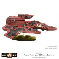 Algoryn Liberator w/Plasma Destroyer