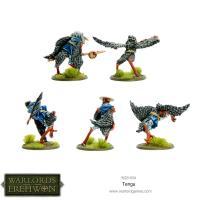 Tengu Bird Men