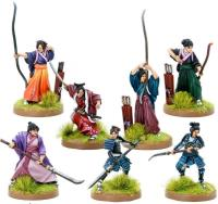 Onna-Bugeisha of Asakura