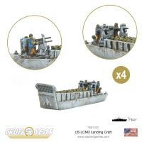 US LCM3 Landing Craft