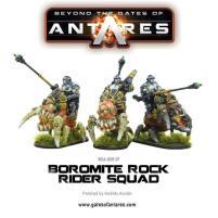 Boromite Rock Rider Squad