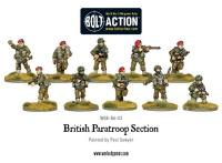 British Paratroop Section