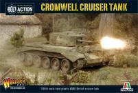 British Cromwell Mk IV Cruiser Tank (Plastic)