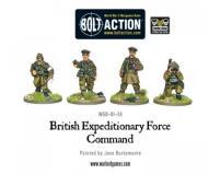 Early War - British Command