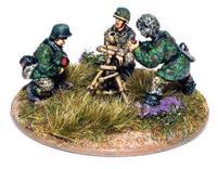 Waffen-SS 81mm Medium Mortar Team