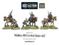 Waffen-SS - Cavalry