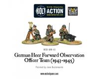German Heer Forward Observation Officer Team 1943-1945