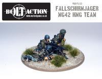 Fallschirmjager MG42 HMG Team