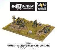 Waffen-SS - Nebelwerfer