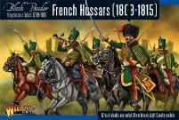 French Hussars, 1808-1815