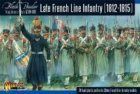 French Line Infantry - Late, 1812-1815