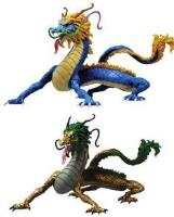 Dragons of the Far East