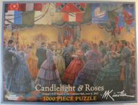 Candlelight & Roses