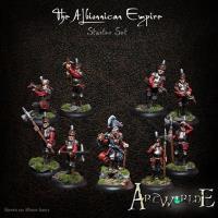 Albionnican Empire Starter Set