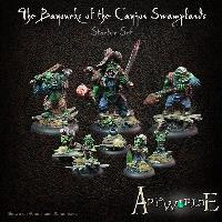 Bayourks of the Cayjon Swamplands Starter Set