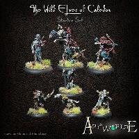 Wild Elves of Caledon