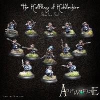 Halflings of Hobbleshire Starter Set