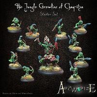 Jungle Gremlins of Chaq-Itza Starter Set