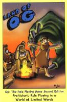 Og - The Role Playing Game (2nd Edition)
