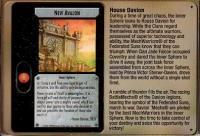 Commander's Edition - House Davion Starter Deck