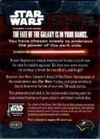 Attack of the Clones - Dark Side Starter