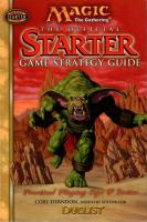 Official Starter Game Strategy Guide, The
