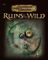 Dungeon Tiles #4 - Ruins of the Wild