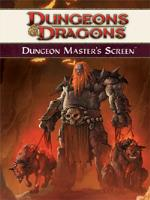 Dungeon Master's Screen (4th Edition)