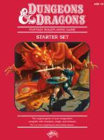 Dungeons & Dragons - Fantasy Roleplaying Game Starter Set