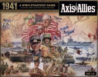 Axis & Allies - 1941