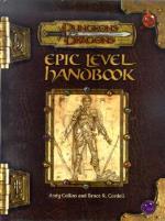 Epic Level Handbook