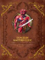 Dungeon Master's Guide (Premium Reprint Edition)