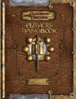 Player's Handbook 3.5 (Premium Reprint Edition)