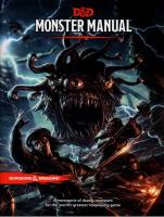 Monster Manual (5th Edition)