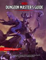 Dungeon Master's Guide (5th Edition)