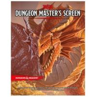 Dungeon Master's Screen (5th Edition)