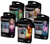 Magic 2019 Planeswalker Deck Display Box