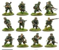 Band of Brothers Bolt Action WWII Starter Set